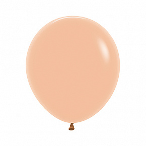"18"" Fashion Solid Peach 060 (10 шт) opt-show"